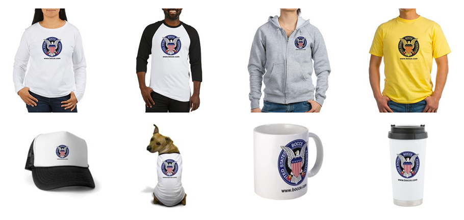 USBF United States Bocce Federation_Merchandise
